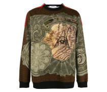 'Illuminati' Sweatshirt - men - Baumwolle - S