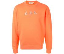 'Yoga Fox' Sweatshirt