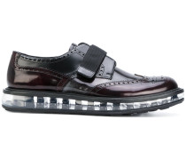 """Derby-Schuhe mit """"Air""""-Sohle"""