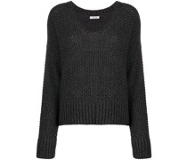P.A.R.O.S.H. Grob gestrickter Pullover