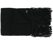 Langer Strickschal