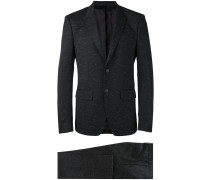 Melierter Anzug - men