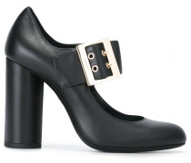 Mary Jane buckle pump