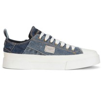 Patchwork-Sneakers