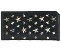 Portemonnaie mit sternförmigen Nieten