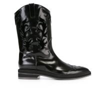 Cowboy-Stiefel mit Stickereien