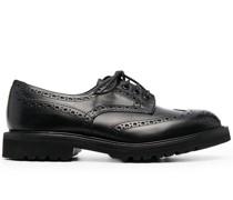 Bourton Derby-Schuhe mit Prägung