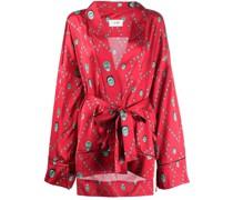 Kimono mit Bindegürtel