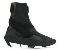 Mira high-top boots