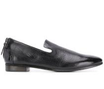 Loafer mit Reißverschlussdetail