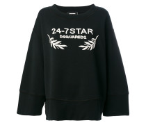 '24-7 Star' Oversized-Sweatshirt