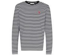 Gestreiftes Ami de Coeur T-Shirt