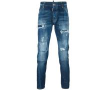 'Classic Kenny Twist' Distressed-Jeans