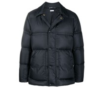 collared down jacket