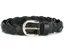 braided belt - women - Leder - M