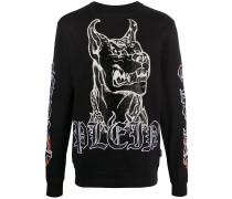 'Gothic Plein' Sweatshirt