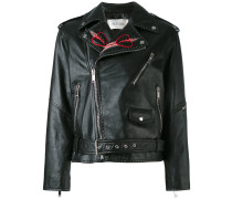 love blade embroidered jacket - women