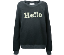 'Hello' Sweatshirt
