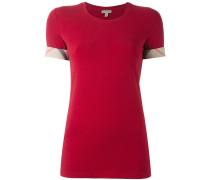 'Brit' T-Shirt - women - Baumwolle/Elastan - XS