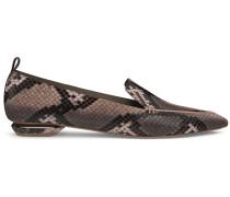 'Beya' Loafer - women - Leder/Pythonleder - 38
