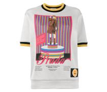'Continuous Interior' Sweatshirt mit Print