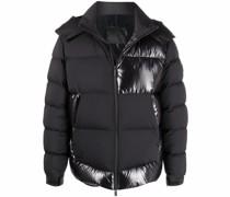 Pallardy panelled puffer jacket