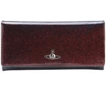 glitter wallet - women - Leder/Kunststoff