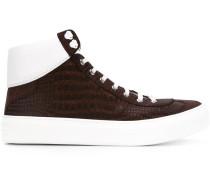 'Argyle' High-Top-Sneakers - men