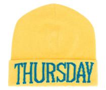 Thursday beanie hat - women - Kaschmir/Wolle