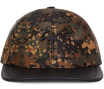 Cohen Baseballkappe mit Camouflage-Print