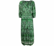 Nina Kleid mit geometrischem Print