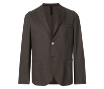 Unstructured Two-Button blazer