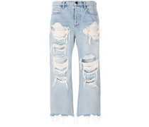 Rival W destroyed jeans