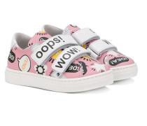 Sneakers mit Print - kids