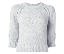 puff sleeve jumper