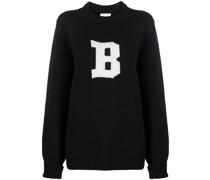 'The B' Pullover aus Kaschmir