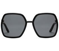 Eckige 648607J1691 Sonnenbrille