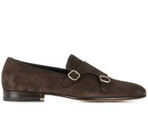 Monk-Schuhe aus weichem Leder