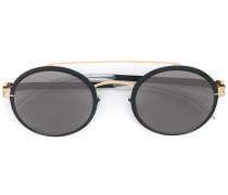 'Lupita' Sonnenbrille - unisex - Metall