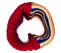 Schal mit Einsatz
