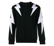 Sweatshirt mit Blitzen - men