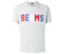 """T-Shirt mit """"Beams""""-Print"""