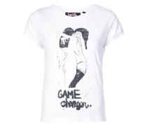 """T-Shirt mit """"Game Changer""""-Print"""