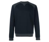 - Sweatshirt mit Nadelstreifen - men