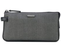- herringbone clutch bag - men