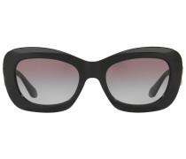 - square foldable sunglasses - women - Nylon