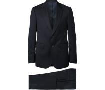 - Klassischer Anzug - men - Lammwolle - 46