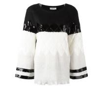 Verzierter Pullover - women