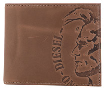 Portemonnaie mit eingeprägtem Logo