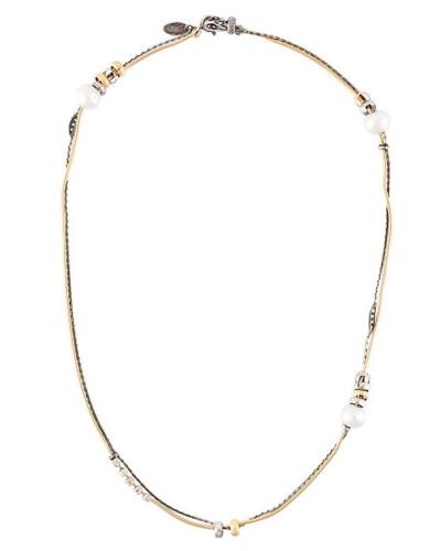 'Silver Heritage' Halskette aus vergoldetem Sterlingsilber
